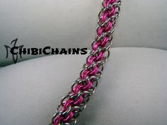 Bracelet - Abhainn by Chibichains.deviantart.com on @DeviantArt