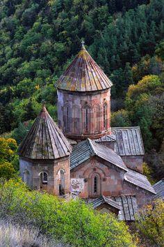 Sapara Monastery, Republic of Georgia. Sapara Monastery is a Georgian Orthodox monastery in the Akhaltsikhe District of Samtskhe-Javakheti region, Georgia.