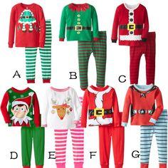 In Stock Kids Boy Clothes Christmas Boyos Clothing Sets toddler Baby Clothes long sleeve tops t shirt +pants pyjamas set(China (Mainland)) Kids Clothes Boys, Kids Outfits Girls, Boy Outfits, Children Clothing, Kids Boys, Boys Christmas Pajamas, Holiday Pajamas, Xmas Pjs, Christmas Clothes