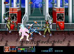 Ninja Combat Game