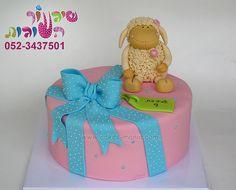 nici sheep cake by cakes-mania    עוגת הכבשה של ניקי מאת שיגעון העוגות - www.cakes-mania.com