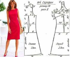 Sewing Pattern New Look 6208 Free Us Ship Backless Bow Dress Old Store Stock Size Bust 30 31 32 34 36 38 40 Easy Sewing Patterns, Clothing Patterns, Dress Patterns, Fashion Sewing, Diy Fashion, Sewing Clothes, Diy Clothes, Costura Fashion, Make Your Own Clothes
