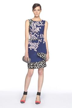 Totally worth it for the DvF right?  I mean I'D keep that in my closet for years!