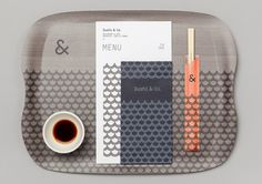 Sushi & Co. Identity by Bond