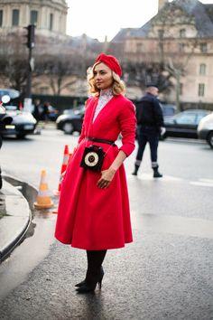 Nasiba Adilova, Paris Haute Couture s/s 2014