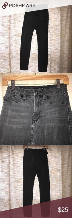 Rock & Republic High Roller Black Skinny Jeans Good condition! Rock & Republic Jeans Skinny