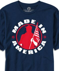 Made In America - Navy