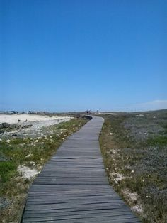 Struisbaai Le Cap, Cape Town, South Africa, Paths, Landscapes, Southern, African, Country, Beach