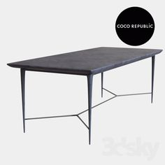 COCO REPUBLIC - RAY DINING TABLE