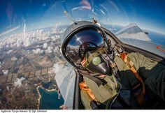 The Aviationist » This stunning fighter pilot selfie could be one of the last taken on a Brazilian Mirage 2000