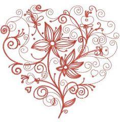 Valentine Motif