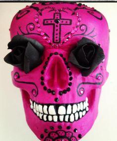 Hand made Skullamour logo skull Port Douglas