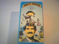 CDN$29.95 - Fawlty Towers [Import] VHS ~ John Cleese.    http://www.amazon.ca/dp/6302541743/ref=cm_sw_r_pi_dp_mNWhsb188478Z