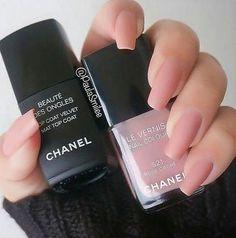 matte nail polish #chanel