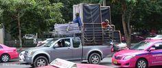 Thai Transport auf Pickup Thailand, Transportation, Taekook