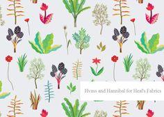 Hvass and Hannibal for #HealsFabrics