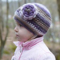 Detské čiapky - Prechodná melírovaná  - 6587002_