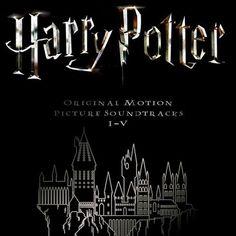 Harry Potter - Original Motion Picture Soundtracks I-V Vinyl 10LP Picture Disc Box Set November 17 2017 Pre-order