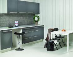 Berry Alloc, Kitchen Board, Corner Desk, Kitchens, Table, Furniture, Design, Home Decor, Rome