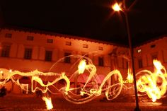 #damacastellana2015 #lights #fire #conegliano