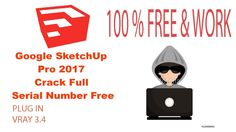 How to install Sketchup  2017 (FREE)