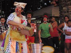 MAPA DA CULTURA: Grátis: Artistas apresentam mostra de palhaços na Escola Nacional de Circo, nesta sexta-feira (09/09)