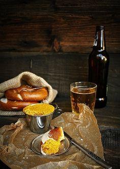 Homemade Mustard Recipe Healthy Breakfast Recipes, Healthy Recipes, Homemade Mustard, Mustard Recipe, Canning Jars, Kitchen Tips, Gravy, Dressings, Pantry