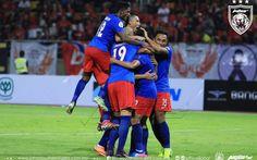 JDT tundukkan Bangkok United   Walaupun sudah berada di depan dengan gol 1-0 kemenangan tetap tidak berpihak kepada skuad Harimau Selatan untukaksi 120 minit menentang Bangkok United sebentar tadi.  Jaringan kapten Safiq Rahim pada minit ke-107 dinafikan dengan gol penyamaan tuan rumah di minit-minit akhir perlawanan untuk keputusan 1-1 sebelum penentuan penalti pada aksi kelayakan Liga Juara-Juara AFC di Stadium Thammasat Pathumthani sebentar tadi.  Namun hasrat JDT meluaskan kuasa di…