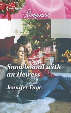 Snowbound with an Heiress by Jennifer Faye. Stranded in the snow—together! Heiress Serena Winston has gone off the grid for the holidays! She's staying in a remote cabin in the Alps, looking to get away from it all… Since losing his wife, Christmas isn't the same for TV presenter Jackson Bennett. He goes where the work takes him, this time to Austria. But when an American beauty runs him off the road in a blizzard and a storm leaves them stranded, it seems like a disaster. Until their…