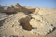 The Lost City - Ruins of Iram-Ubar / Irem-Ubar Oman Desert