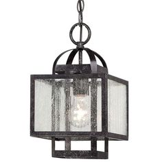 Bridge the Gap Pendant Light