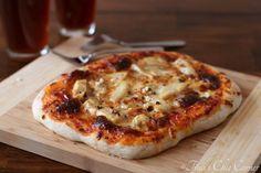 02Garlic Chicken Pizza