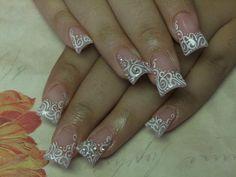 bride2 nail style polish art