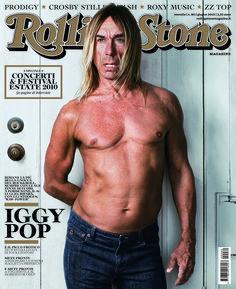 Iggy Pop - Rolling Stone Italia 2010