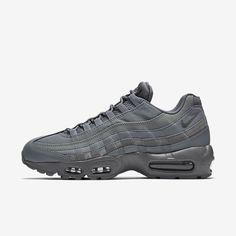 brand new da41e 09d57 Buty męskie Nike Air Max 95 Essential Air Max 95 Grey, Mens Grey Shoes,