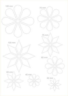 quilting stitching templates... cartes brodees - Page 2