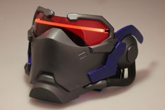 Overwatch OW Soldier 76 Cosplay Luminous Mask Helmet Prop Light-up Electronic  in Collectibles, Animation Art & Characters, Japanese, Anime | eBay