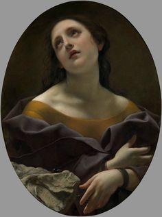 Carlo DOLCI Allegory of patience LOOK AT THOSE INCREDIBLE SKIN TONES, BEAUTIFUL  (TAG: PUBLIC DOMAIN)