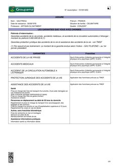 Signature électronique Groupama