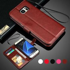 An elegant leather phone case for the Samsung Galaxy Mobile Phones