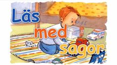 Läs-med-sagor Daily 5, Montessori, Little Ones, Smurfs, Teaching, Education, Appar, School Stuff, Organization
