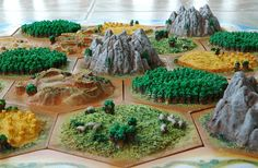 CATAN 3D | Board Game
