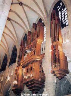 Histoire | Cathédrale des Sts Michel et Gudule, Bruxelles