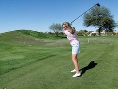 Golf Tips Swings 7 Faults Most Amateurs Make - Golf Tips Magazine - Susie Corona, LPGA teacher, identifies 7 faults that amateur golfers commonly make and offers the tips you need to conquer them. Best Golf Clubs, Best Golf Courses, How To Play Tennis, Play Golf, Kids Golf, Tennis Rules, Tennis Gear, Tennis Equipment, Tennis Tips