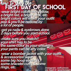 - Back to School Middle School Hacks, High School Hacks, Life Hacks For School, School Study Tips, School Life, School Ideas, School Routine For Teens, Morning Routine School, School Routines
