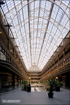 The Arcade, a national treaure in Cleveland
