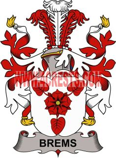 beck coat of arms family crest denmark by name symbol
