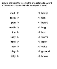 Printables Kindergarten Grammar Worksheets free basic grammar worksheets grade 1 3 comma rules and compound words printable for practice kids
