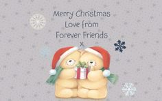 Merry Christmas ♡ Love from Forever Friends x  ~ Short Video tjn