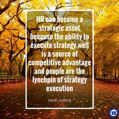 #HR #Quote #People #Strategy #Implementation